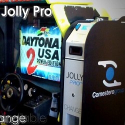 Jolly Pro Change Machine