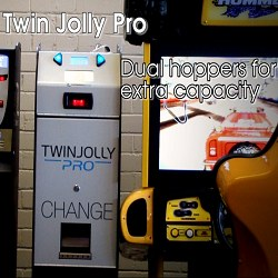 Twin Jolly Pro Change Machine